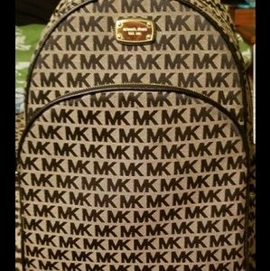 Michael kors backpack large
